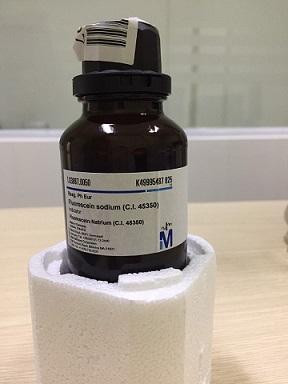 Fluorescein Sodium Merck